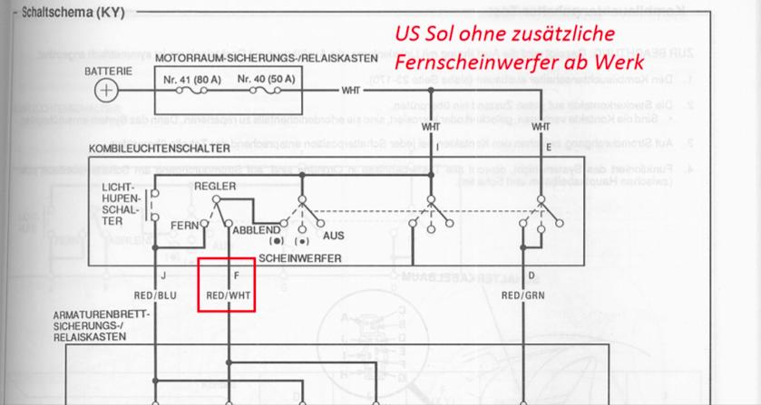 Schön Scheinwerfer Schaltplan Tutorial Bilder - Die Besten ...