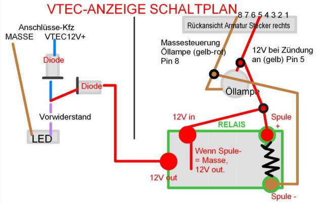 Fantastisch Optronics 40 A 4 Pin Relais Schaltplan Ideen - Der ...